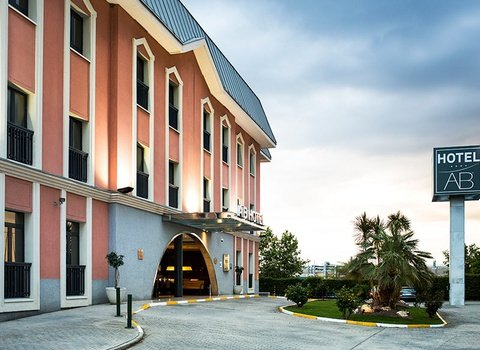 4 star city hotel located in Arganda del Rey